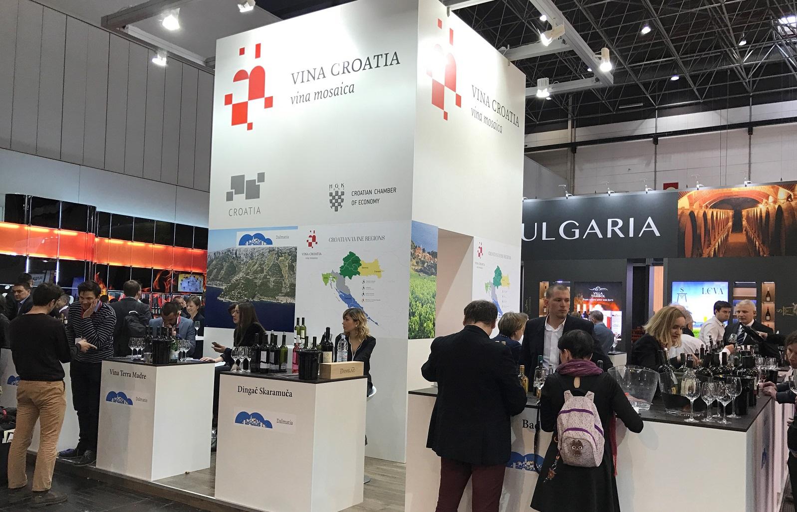 Međunarodni sajam vina i jakih alkoholnih pića ProWein 2018